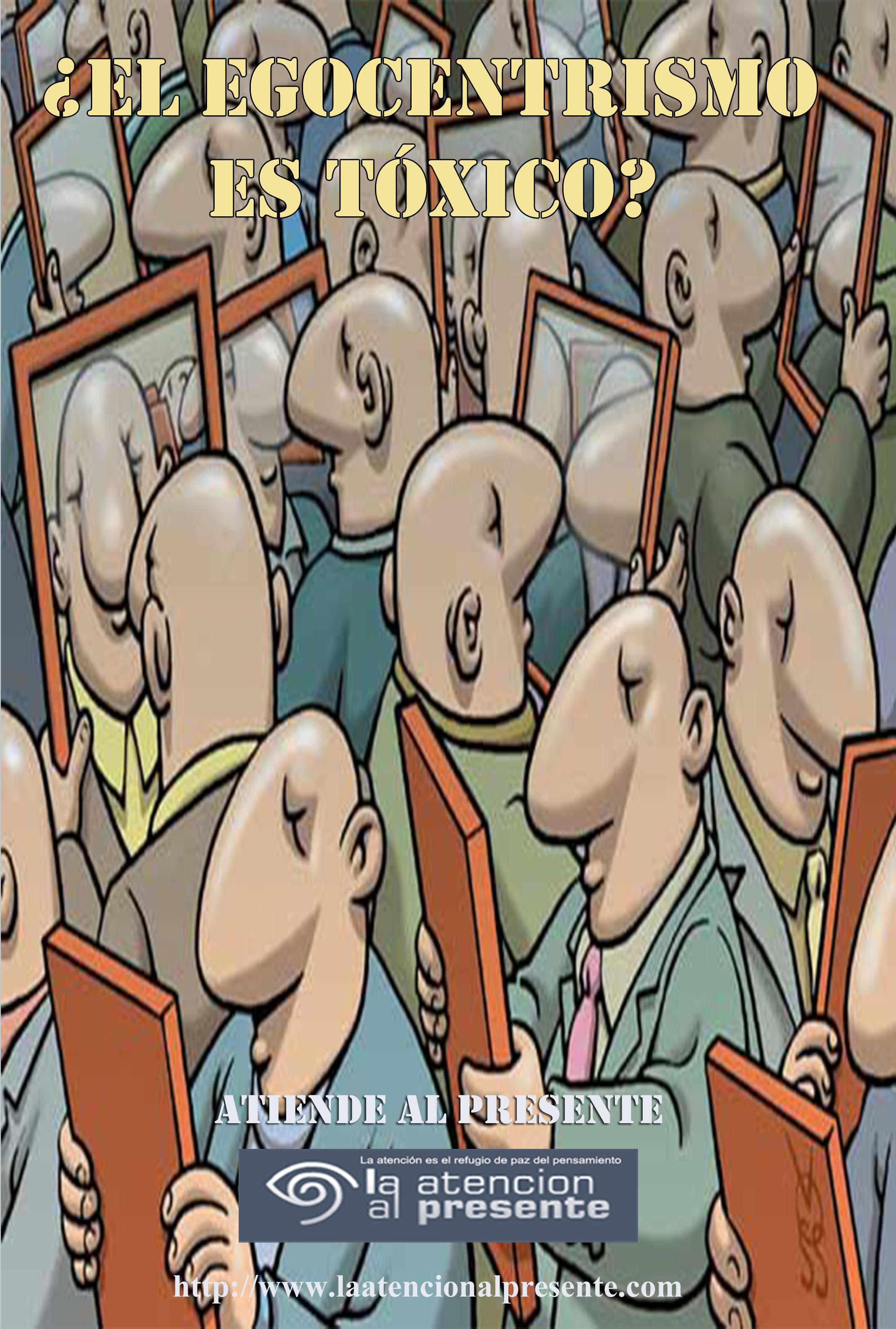14 de setiembre Pepe El egocentrismo es