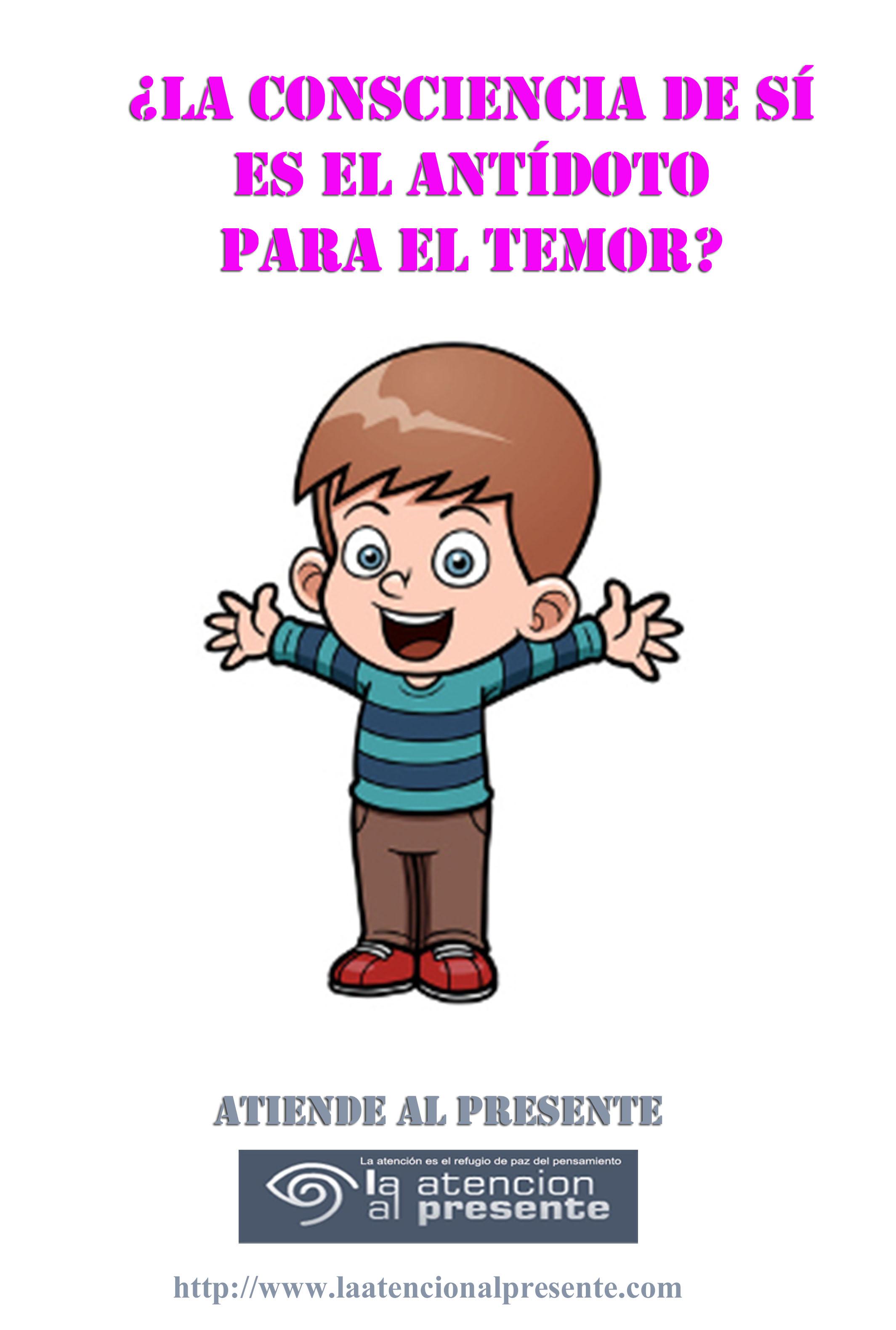20 de enero Esteban La CONSCIENCIA de SÍ es el antídoto para el TEMOR