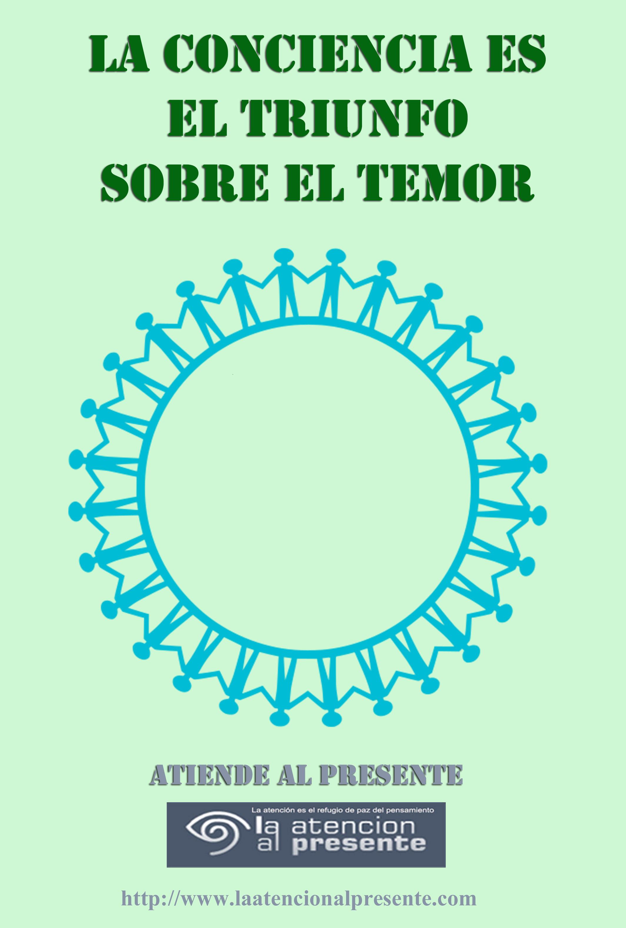 24 de octubre Esteban La CONCIENCIA es el triunfo sobre el TEMOR