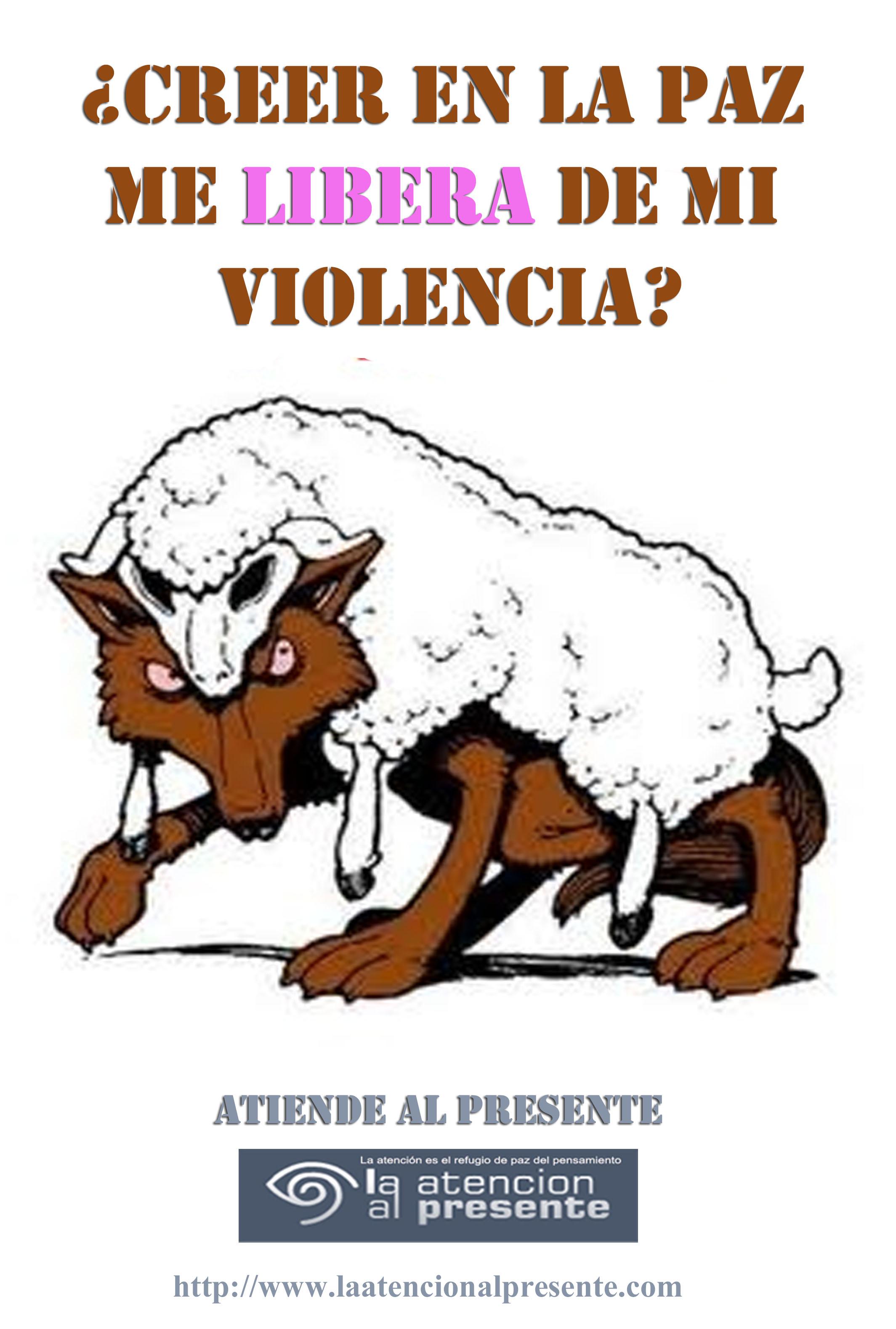 11 de enero Esteban Creer en la PAZ me libera de mi VIOLENCIA