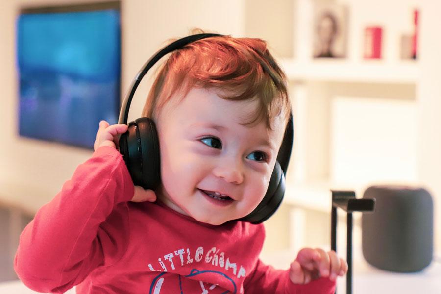 Mindfulness para niños. El oido