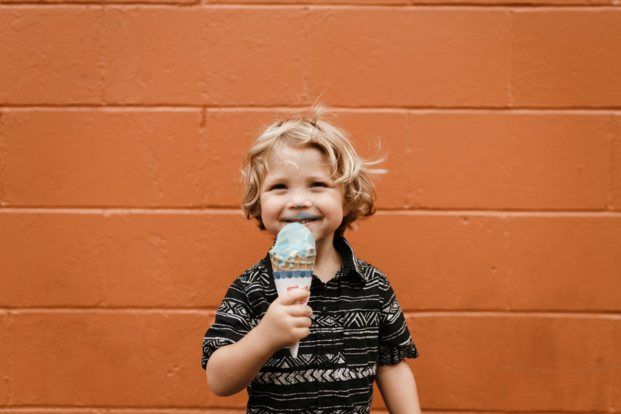 Mindfulness para niños. Sentido del gusto