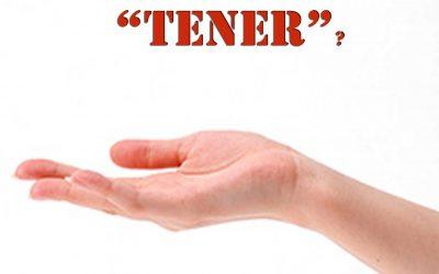 ¿Mis relaciones están orientadas predominantemente a SER o a TENER?