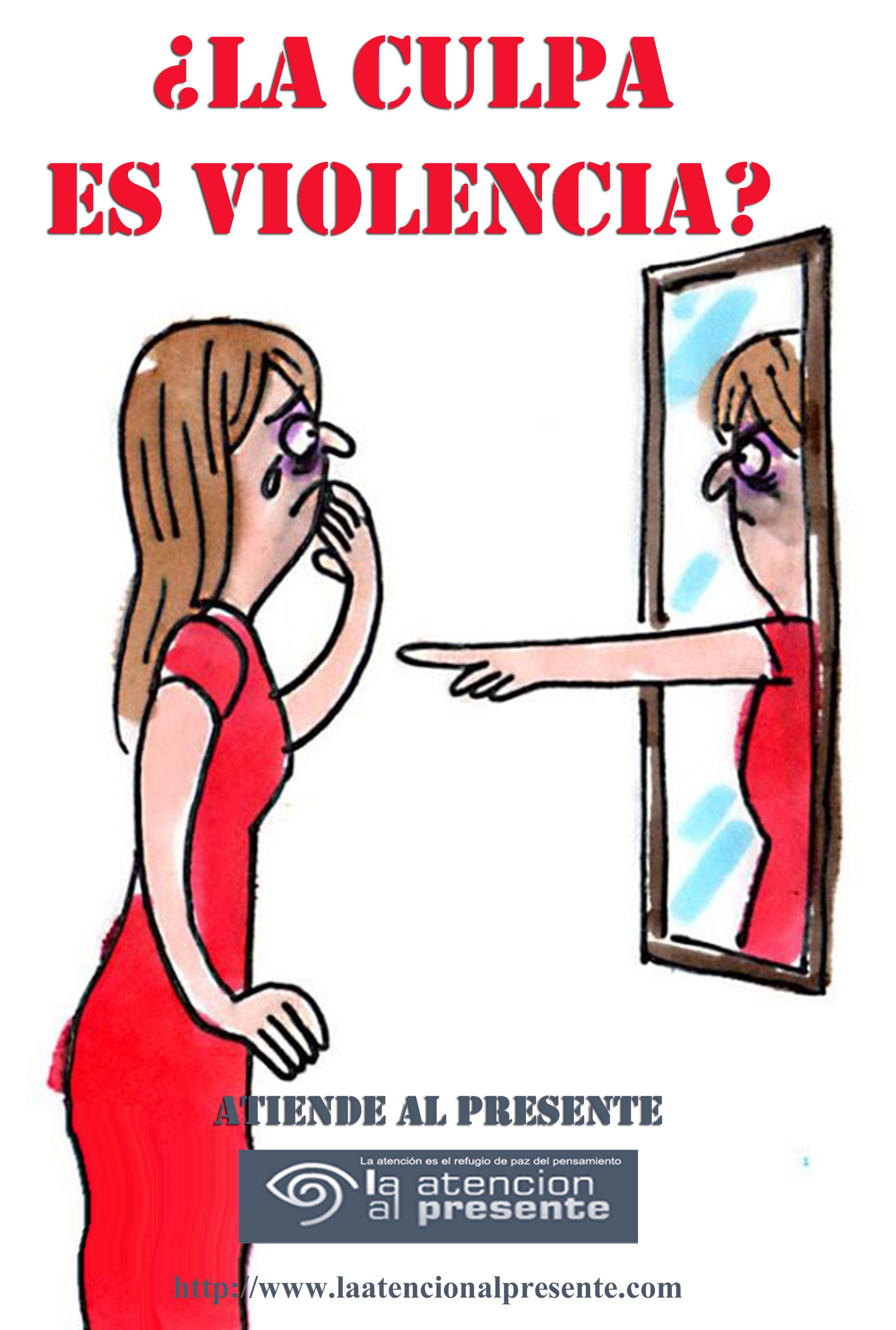 3 Esteban 3 de marzo La CULPA es VIOLENCIA. MENOS PESO