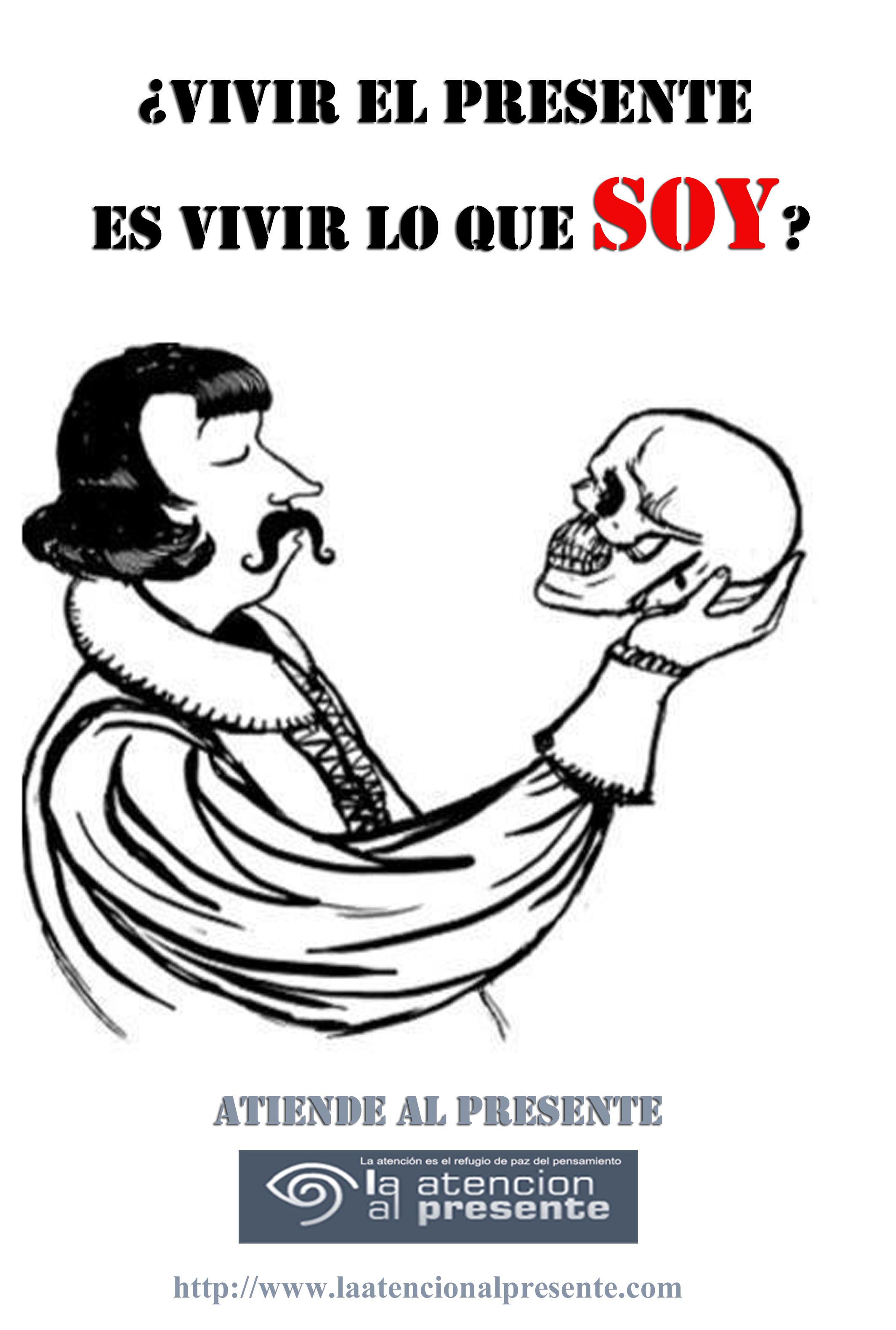 7 Esteban 7 de abril Vivir el PRESENTE es VIVIR lo que SOY. MENOS PESO