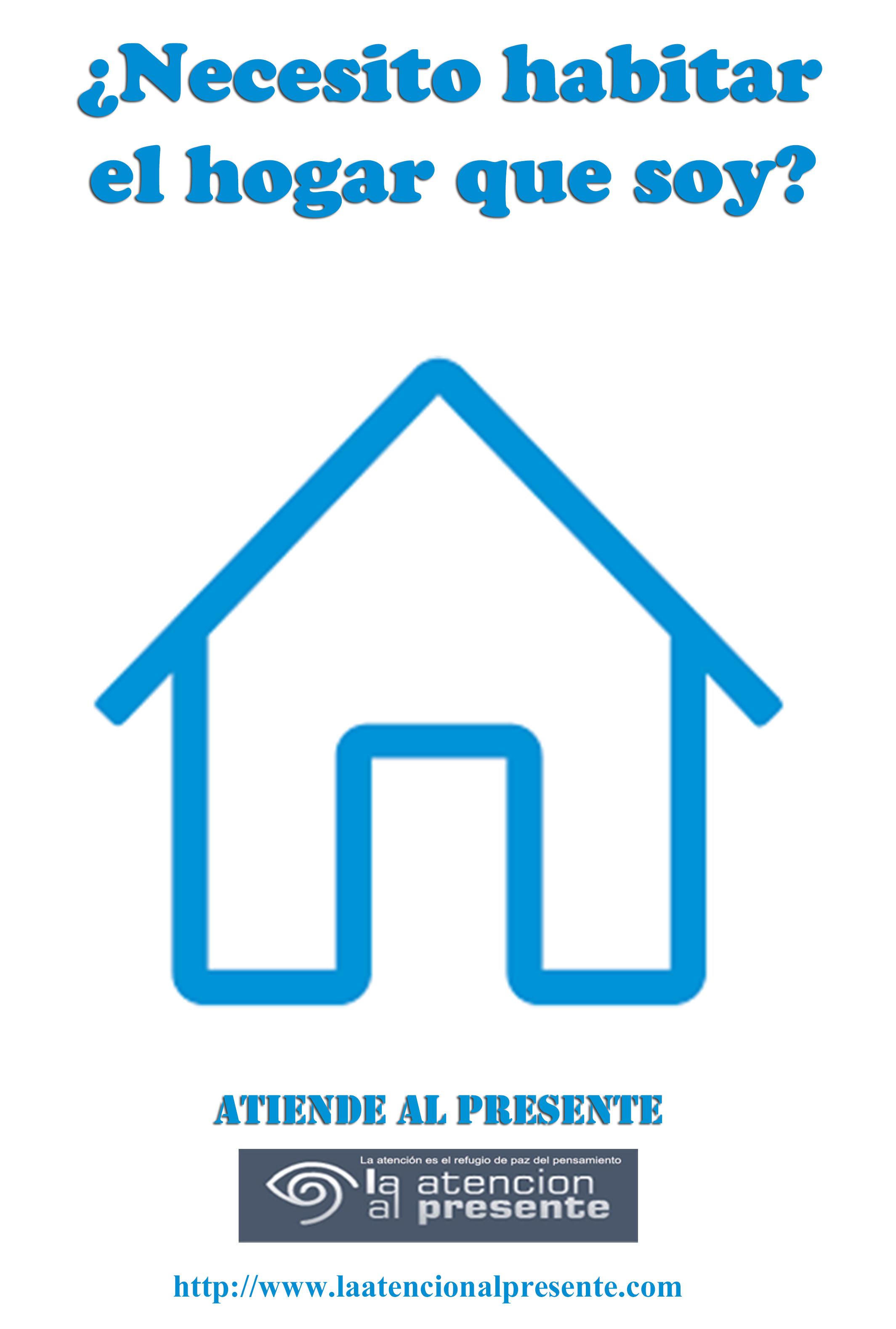 22 de junio Esteban Necesito habitar el hogar que soy
