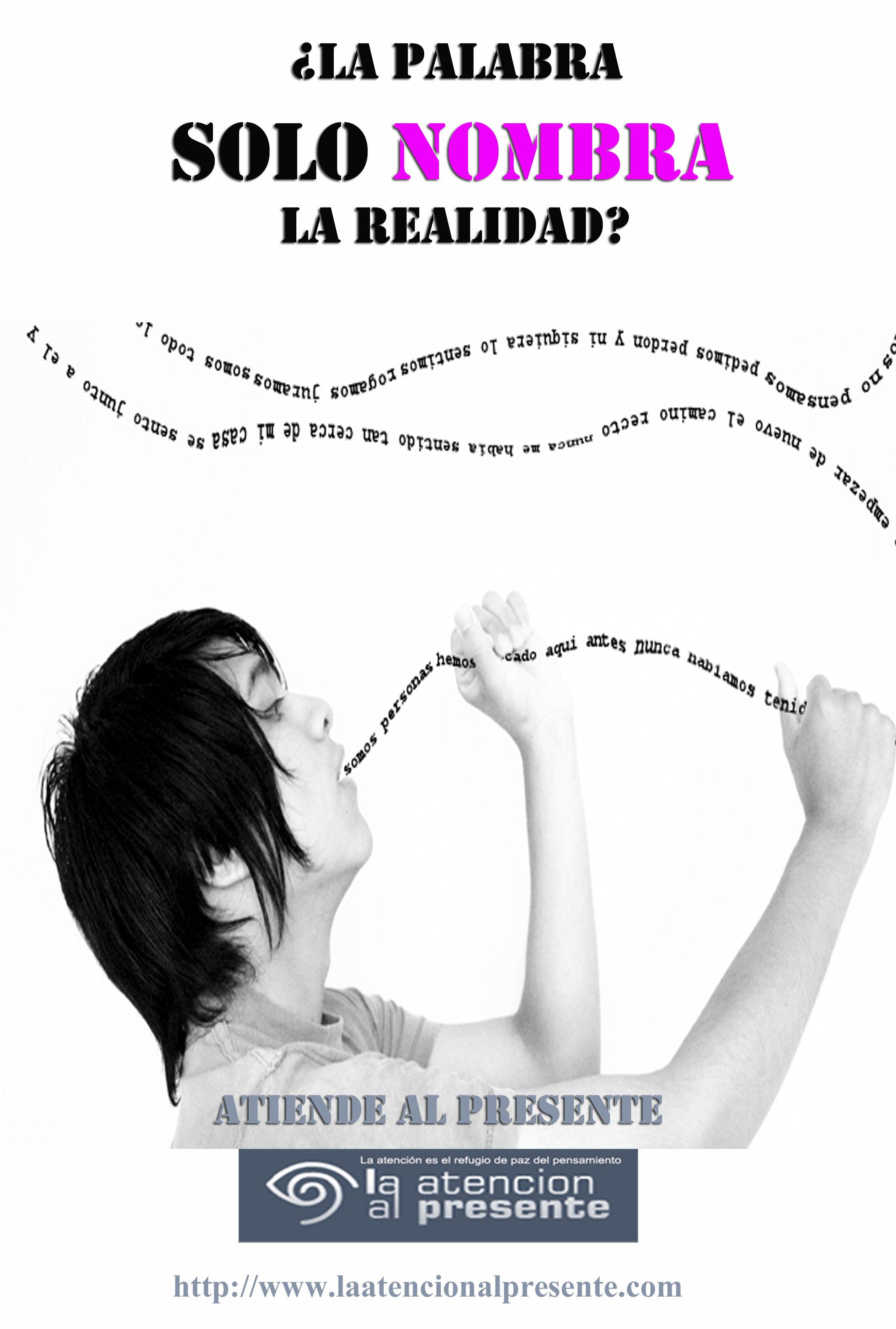 23 de julio Pepe La palabra solo nombra a la realidad
