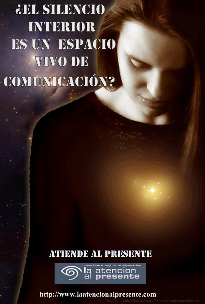 2 de octubre El silencio que acompaña a mi Paz Interior ES UN espacio VIVO de comunicación min