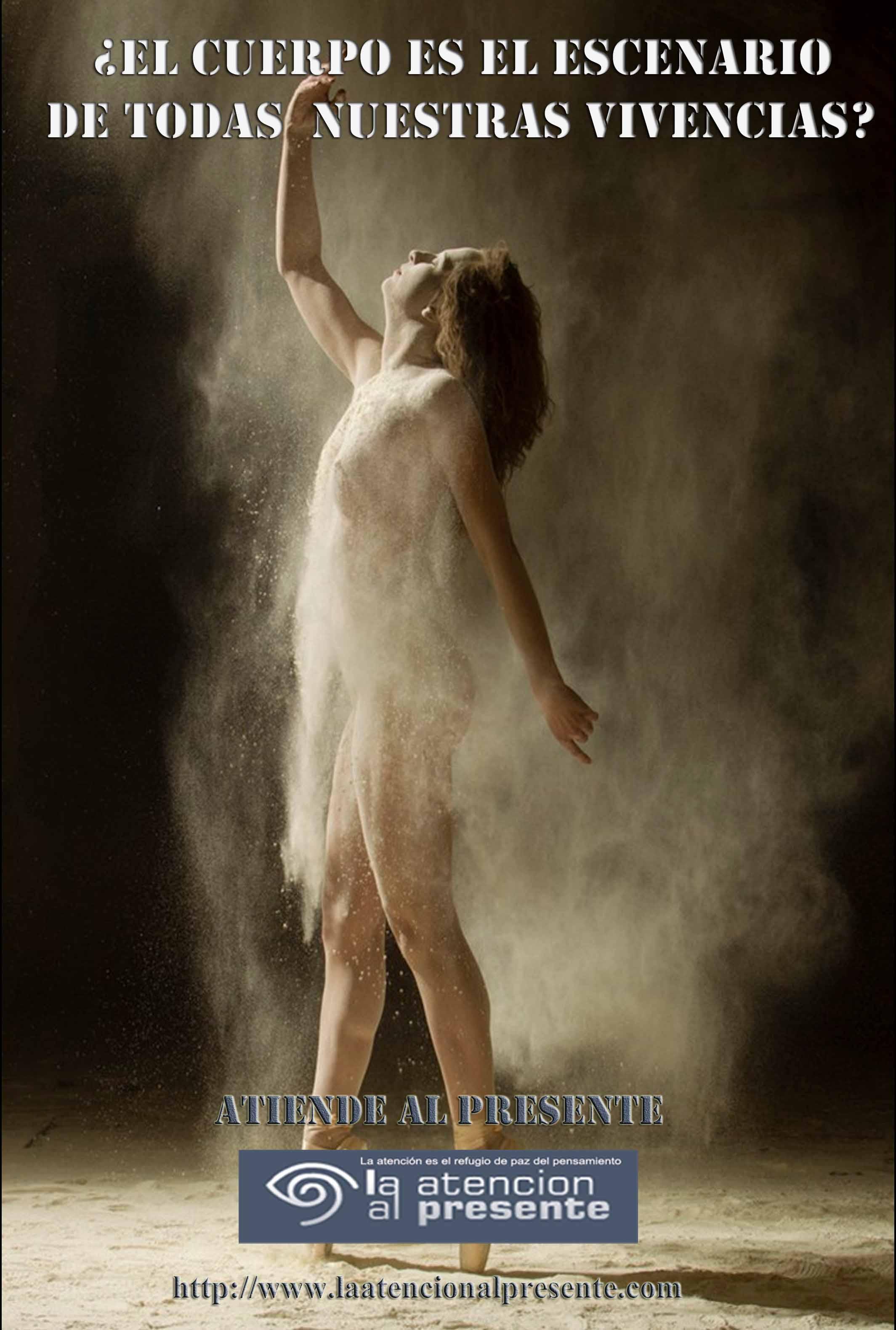 15 de noviembre PEPE El cuerpo es el escenario de todas nuestras vivencias 4 min