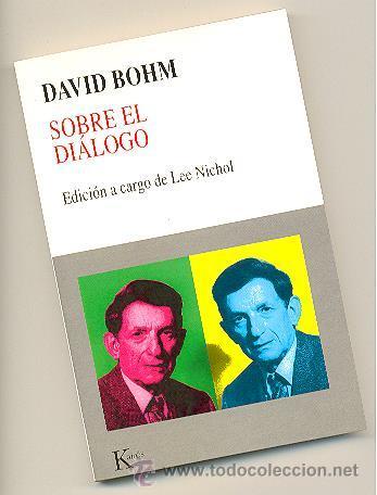 25 de octubre David Bohm