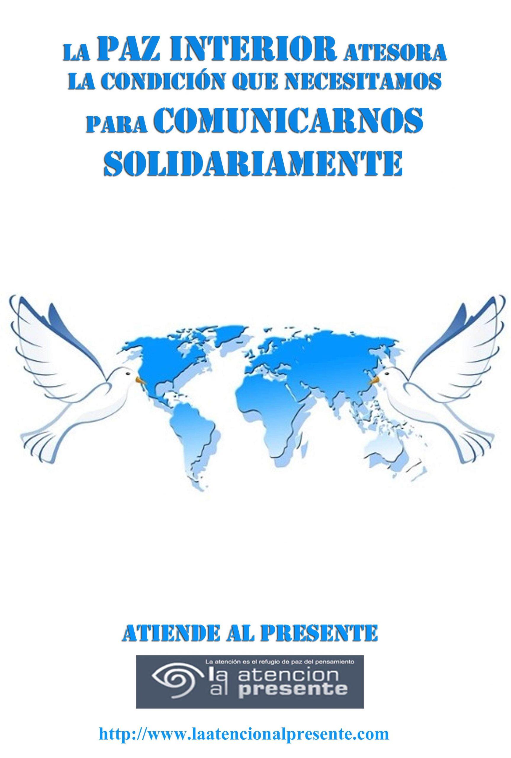 20 de diciembre Esteban La Paz interior atesora la condición que necesitamos para comunicarnos significativamente min scaled