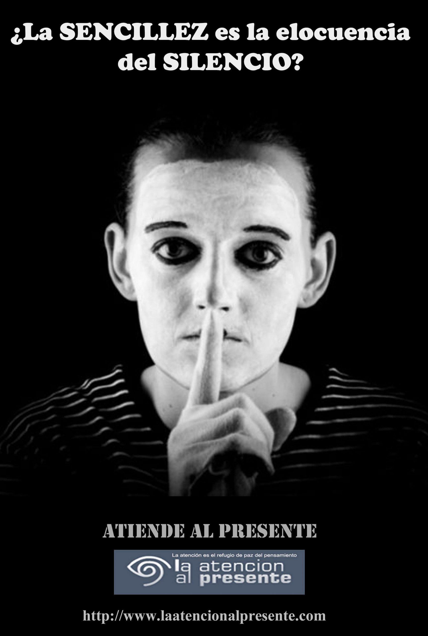 27 de diciembre Esteban La SENCILLEZ es la elocuencia del SILENCIO min scaled
