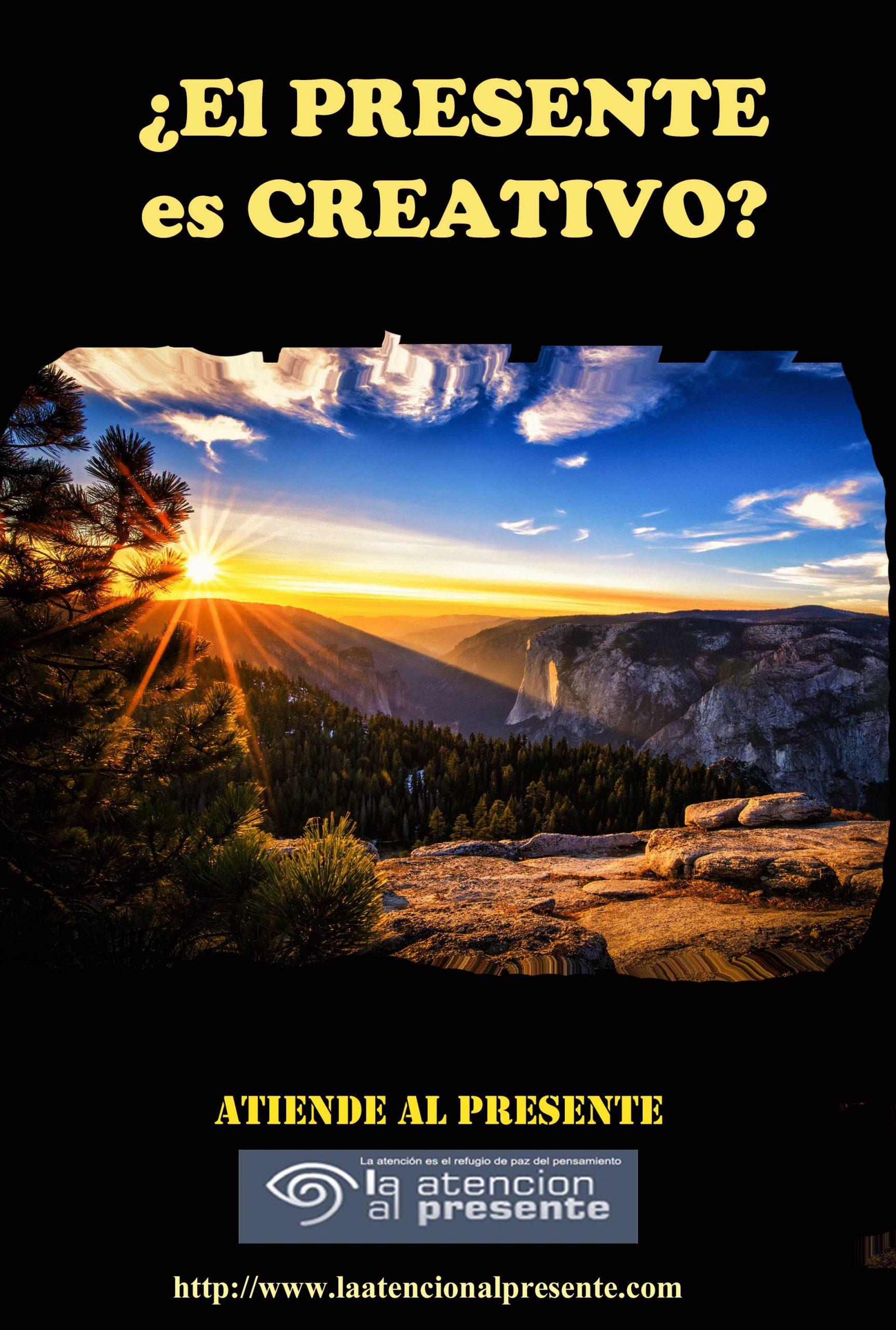 8 de febrero Esteban El PRESENTE es CREATIVO min scaled
