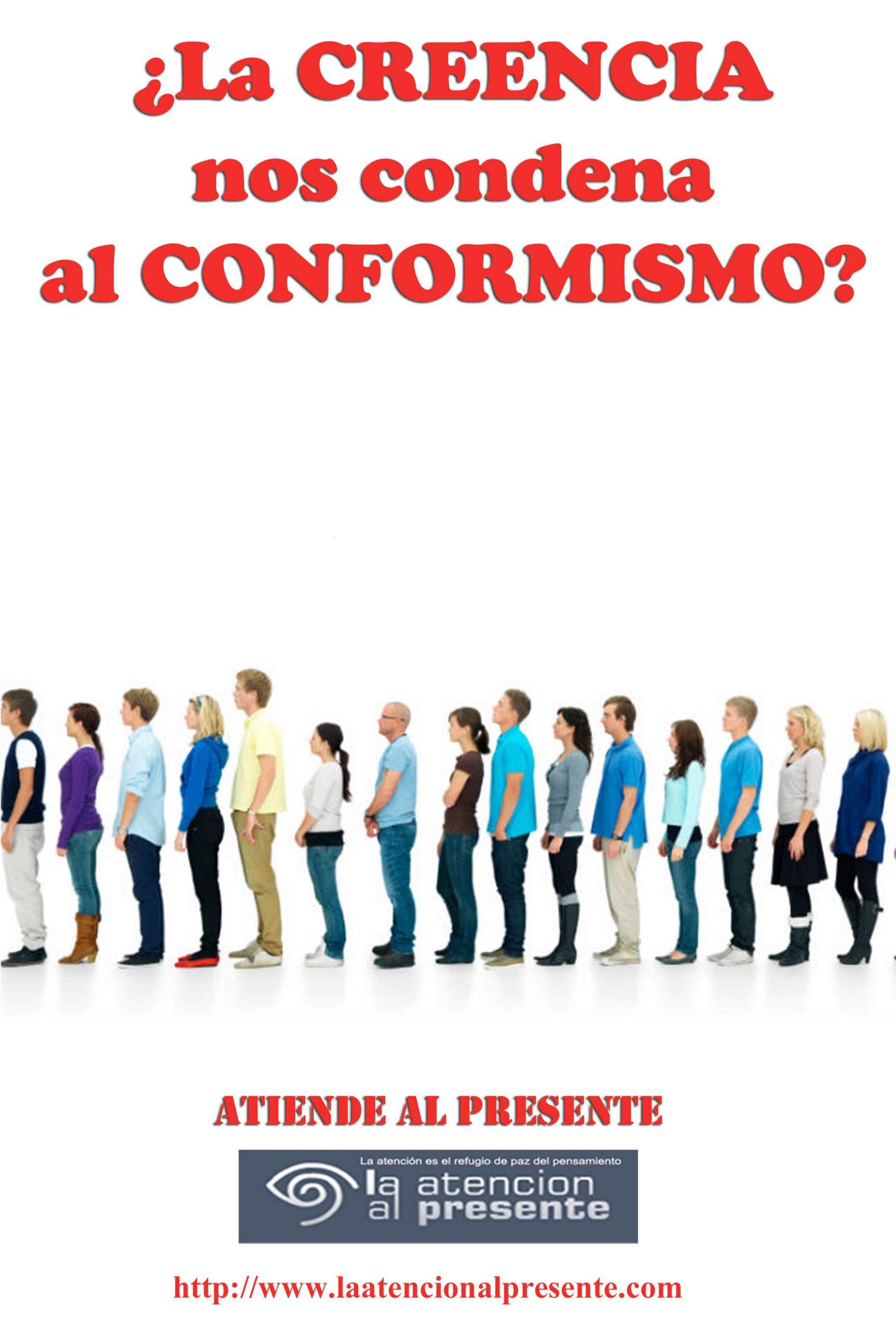27 de Febrero ISA La CREENCIA nos condena al CONFORMISMO min scaled