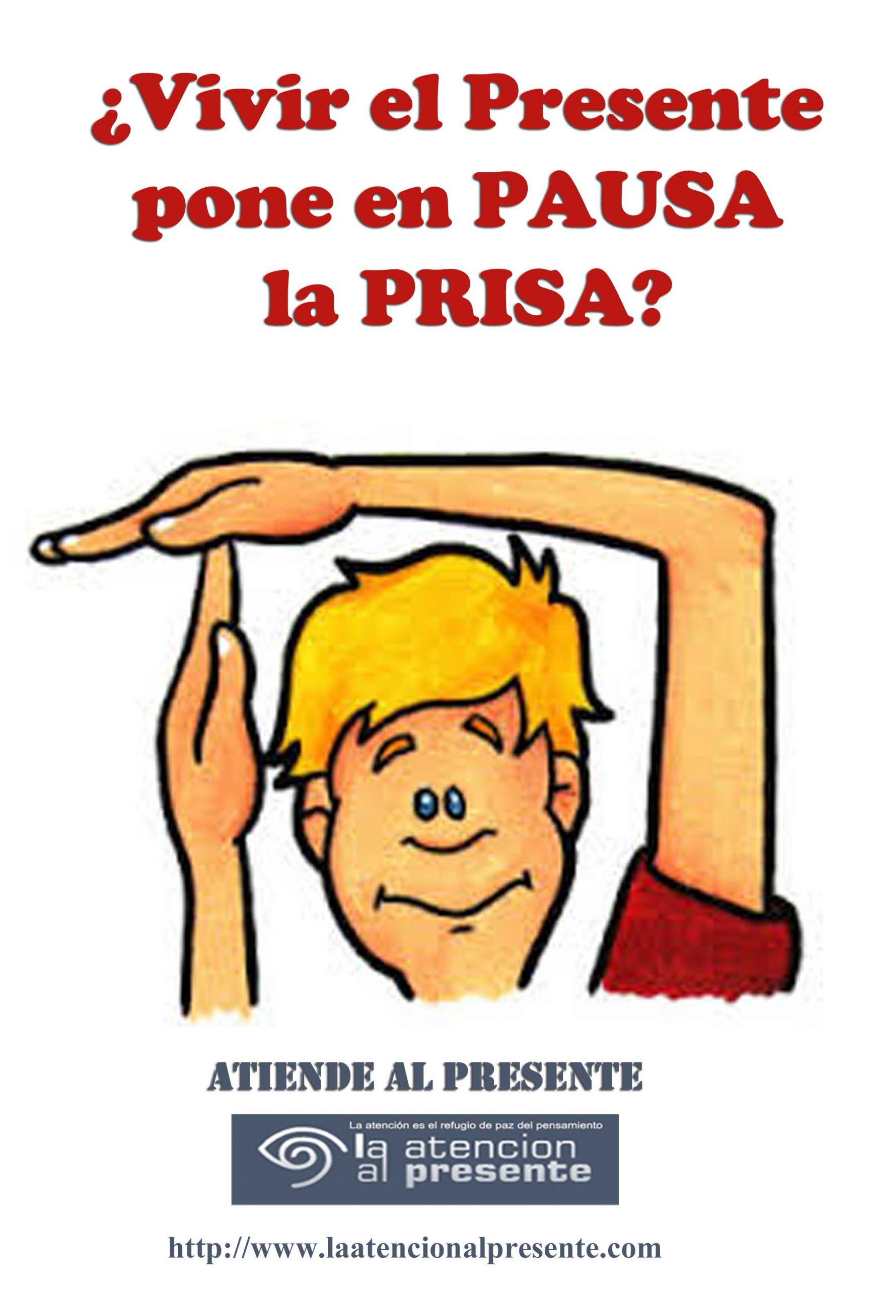 25 de marzo Esteban Vivir el Presente pone PAUSA a la PRISA min scaled