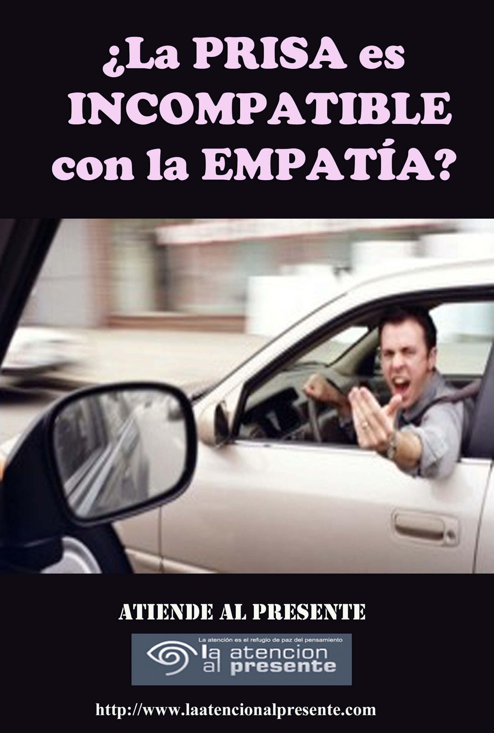 14 de mayo Esteban La PRISA es INCOMPATIBLE con la EMPATÍA min scaled