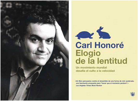 3 de mayo Carl Honoré Vivir deprisa no es vivir es sobrevivir min