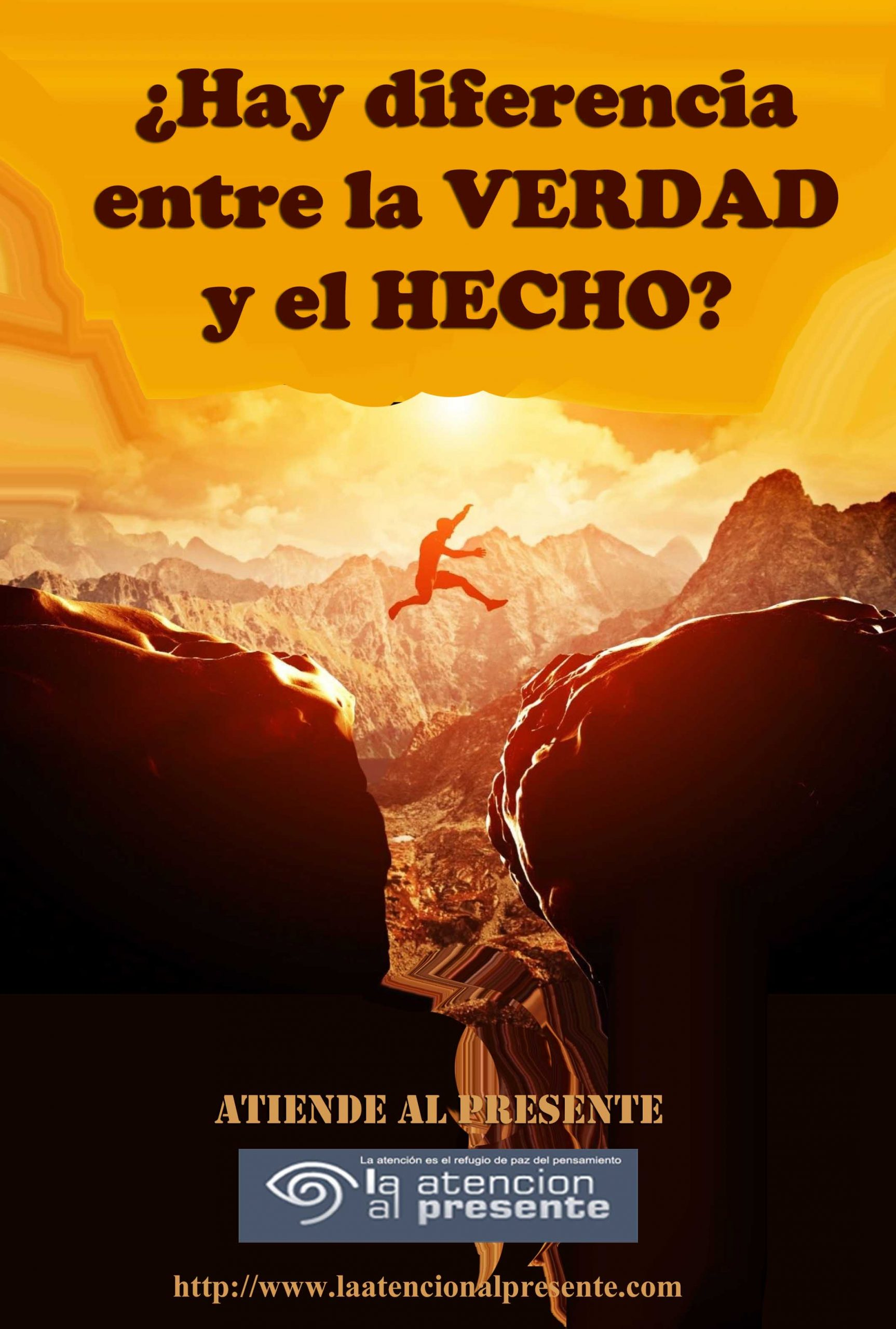13 de junio Esteban Hay diferencia entre la VERDAD y el HECHO min scaled