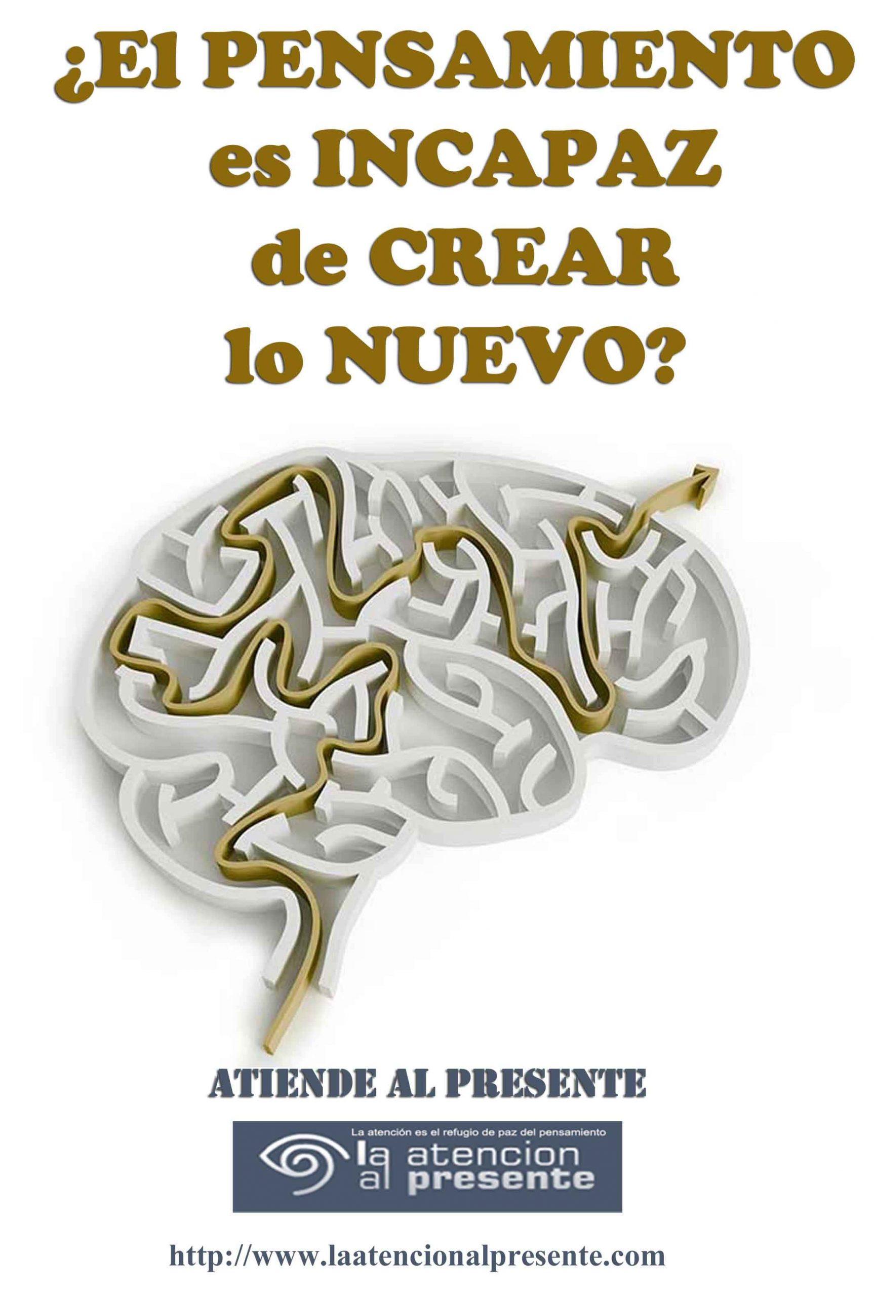 23 de mayo Esteban El PENSAMIENTO es INCAPAZ de CREAR lo NUEVO min scaled