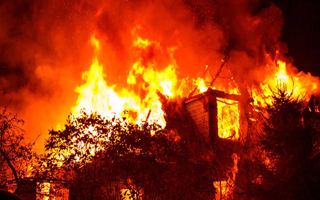 ¿RESISTIRSE a lo que nos DISGUSTA de nosotros es como incendiar nuestra casa con nosotros dentro?