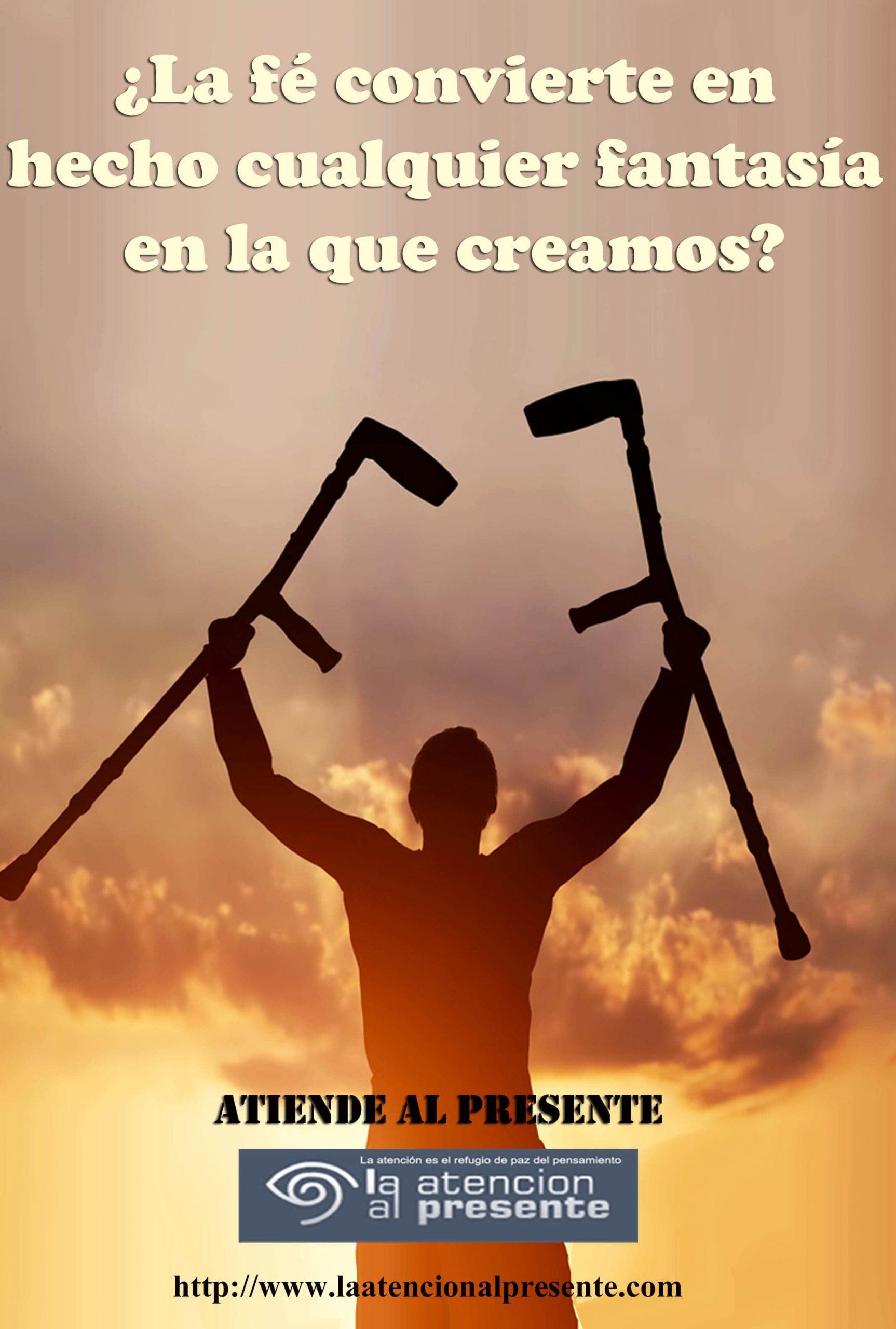 9 de agosto Esteban La fé convierte en hecho cualquier fantasía en la que creamos min scaled