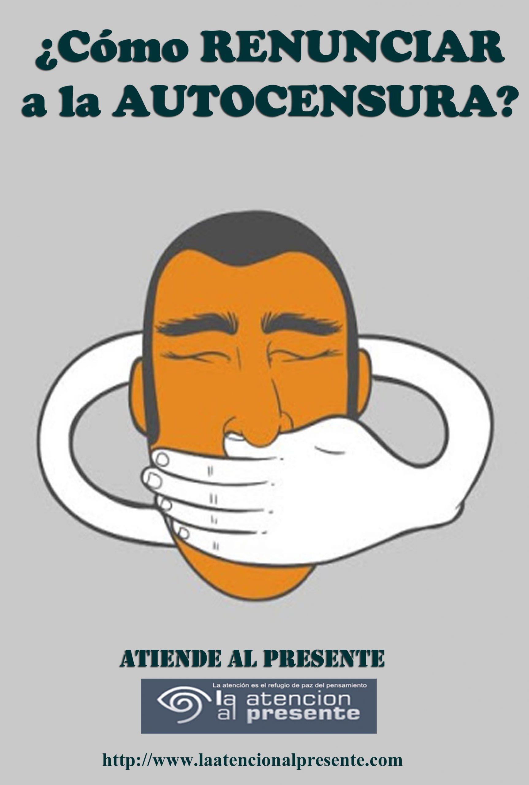 25 de Octubre Esteban Como renunciar a la autocensura min scaled