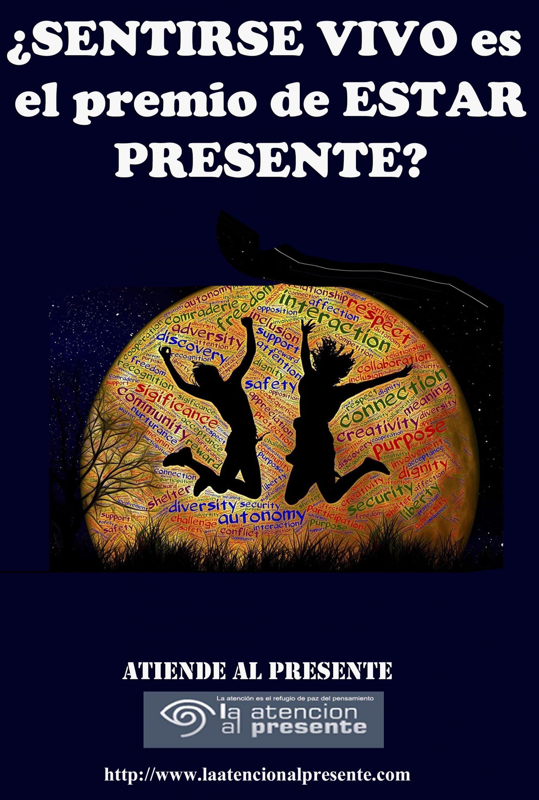 29 de Octubre Esteban Sentirse VIVO es el PREMIO de ESTAR PRESENTE min scaled