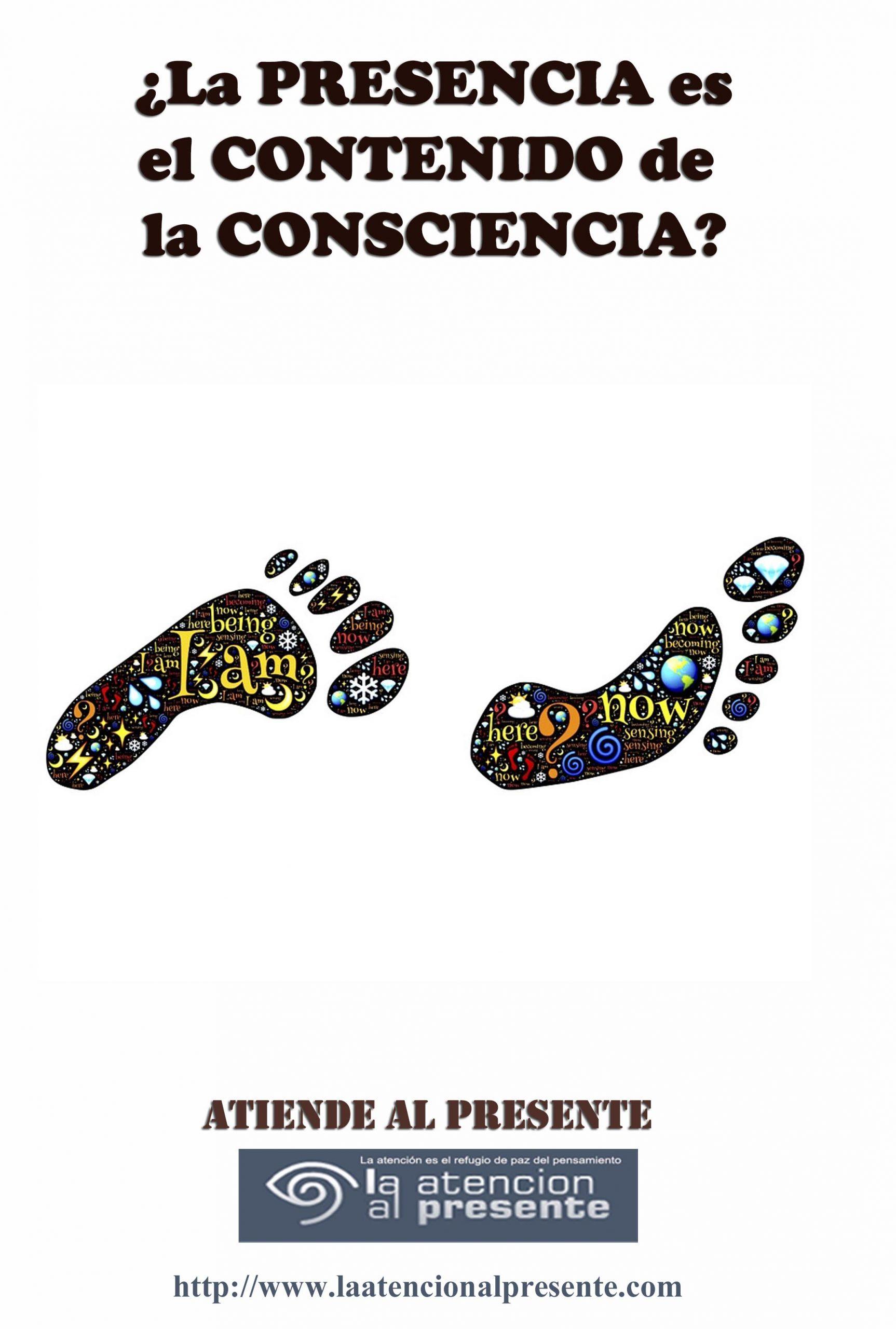 1 de Diciembre Esteban La PRESENCIA es el CONTENIDO de la CONSCIENCIA min scaled