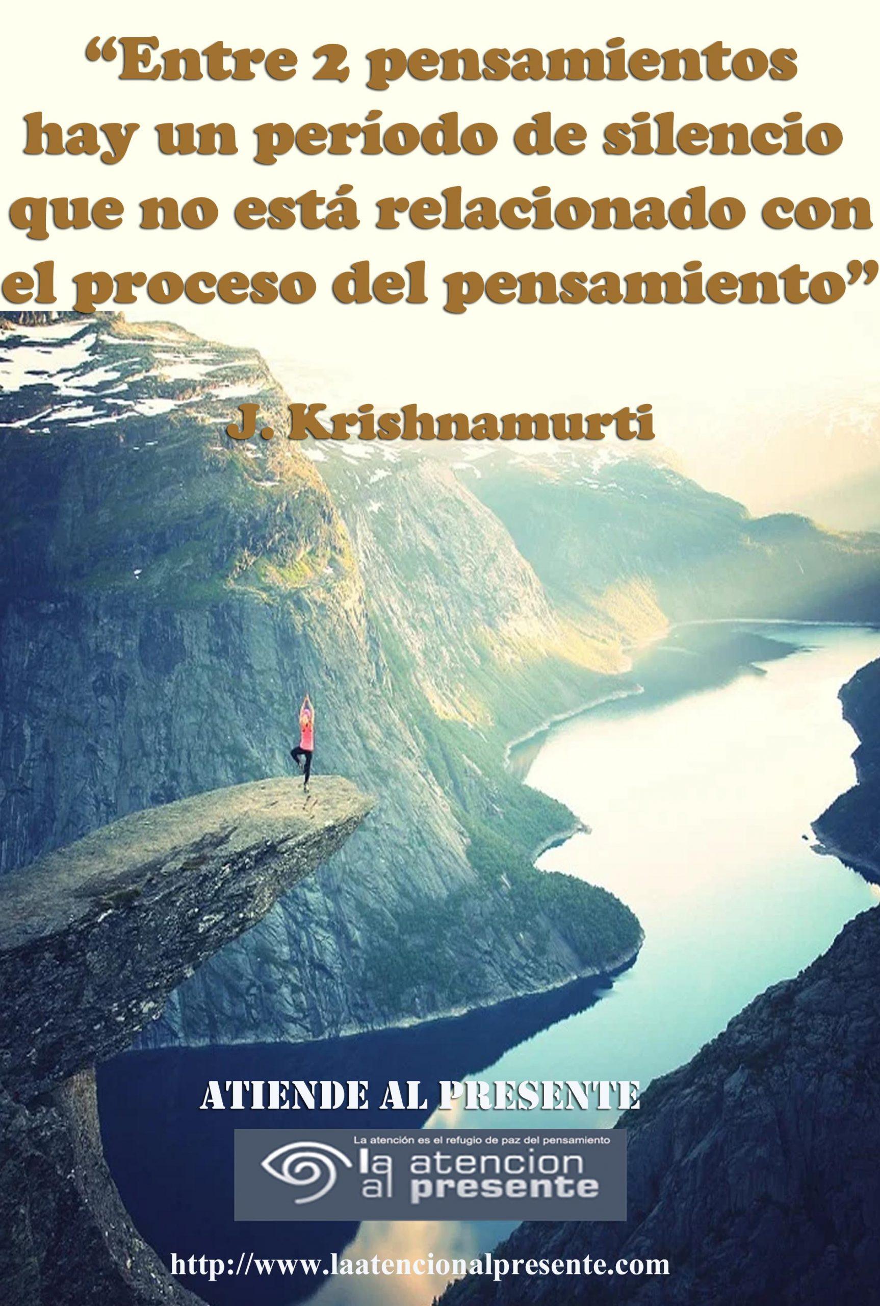 6 de Diciembre t Krishnamurti Entre 2 pensamientos min scaled