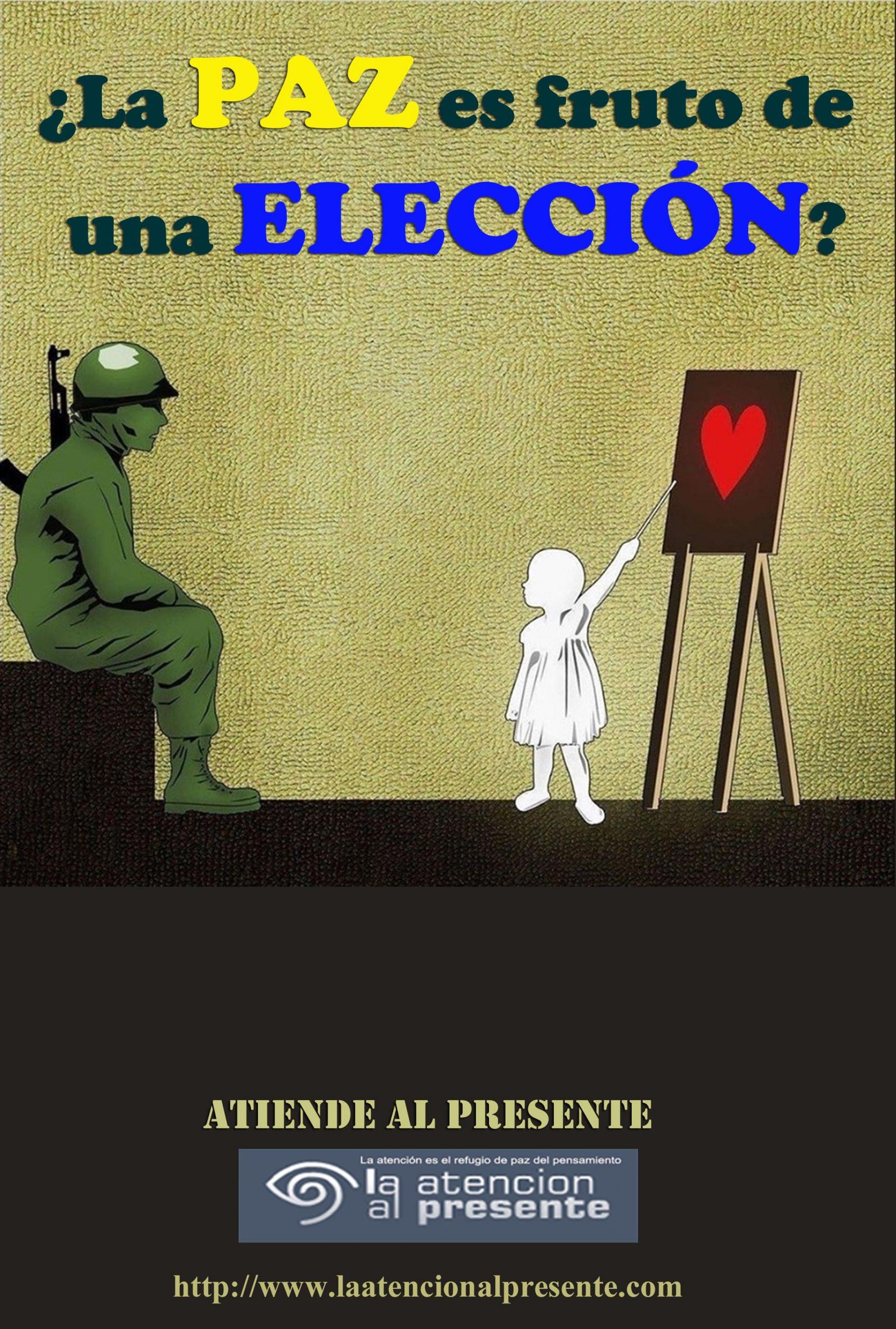 16 de enero Esteban La PAZ es fruto de una ELECCION min scaled