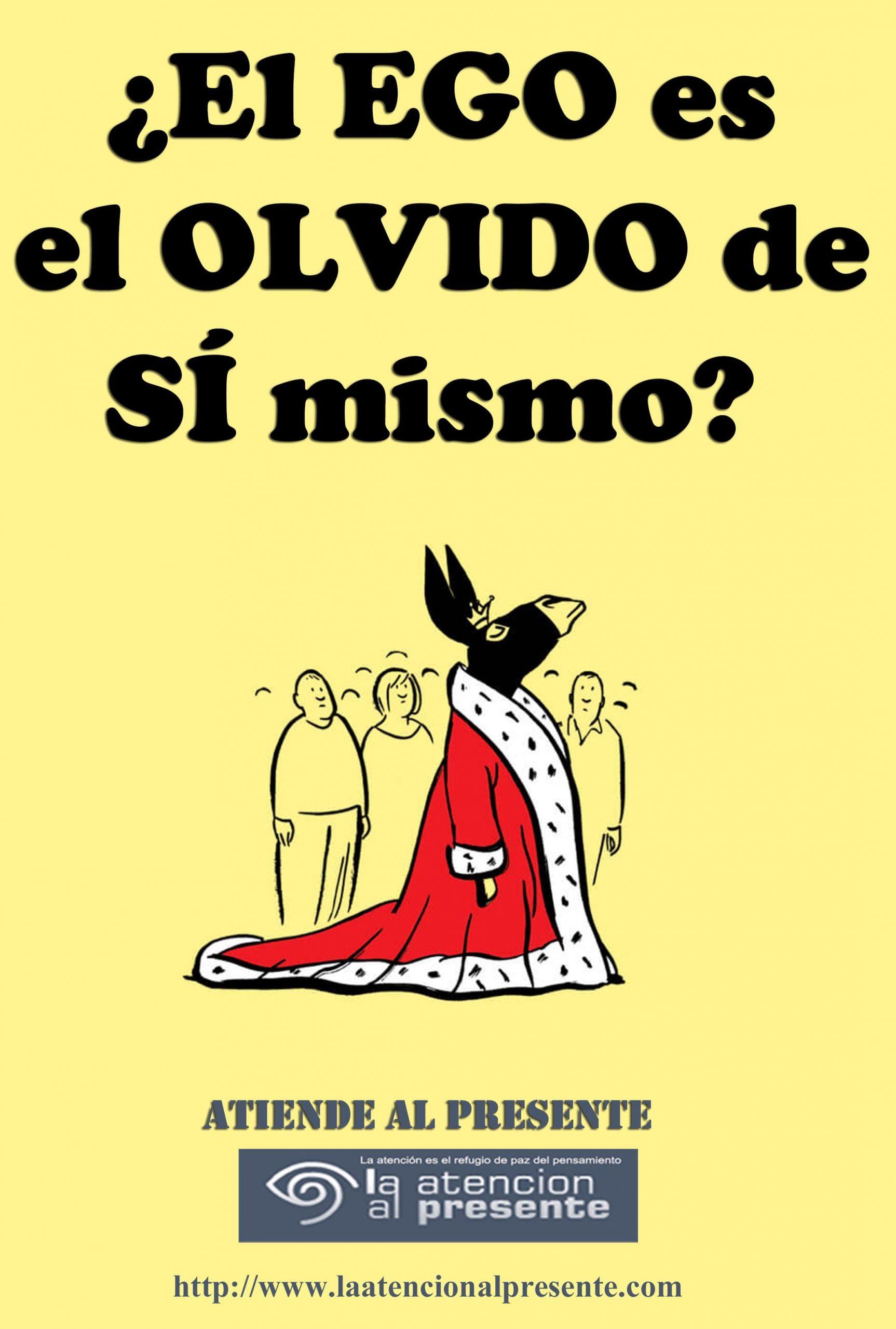 14 de Marzo Esteban El EGO es el OLVIDO de SI mismo min scaled