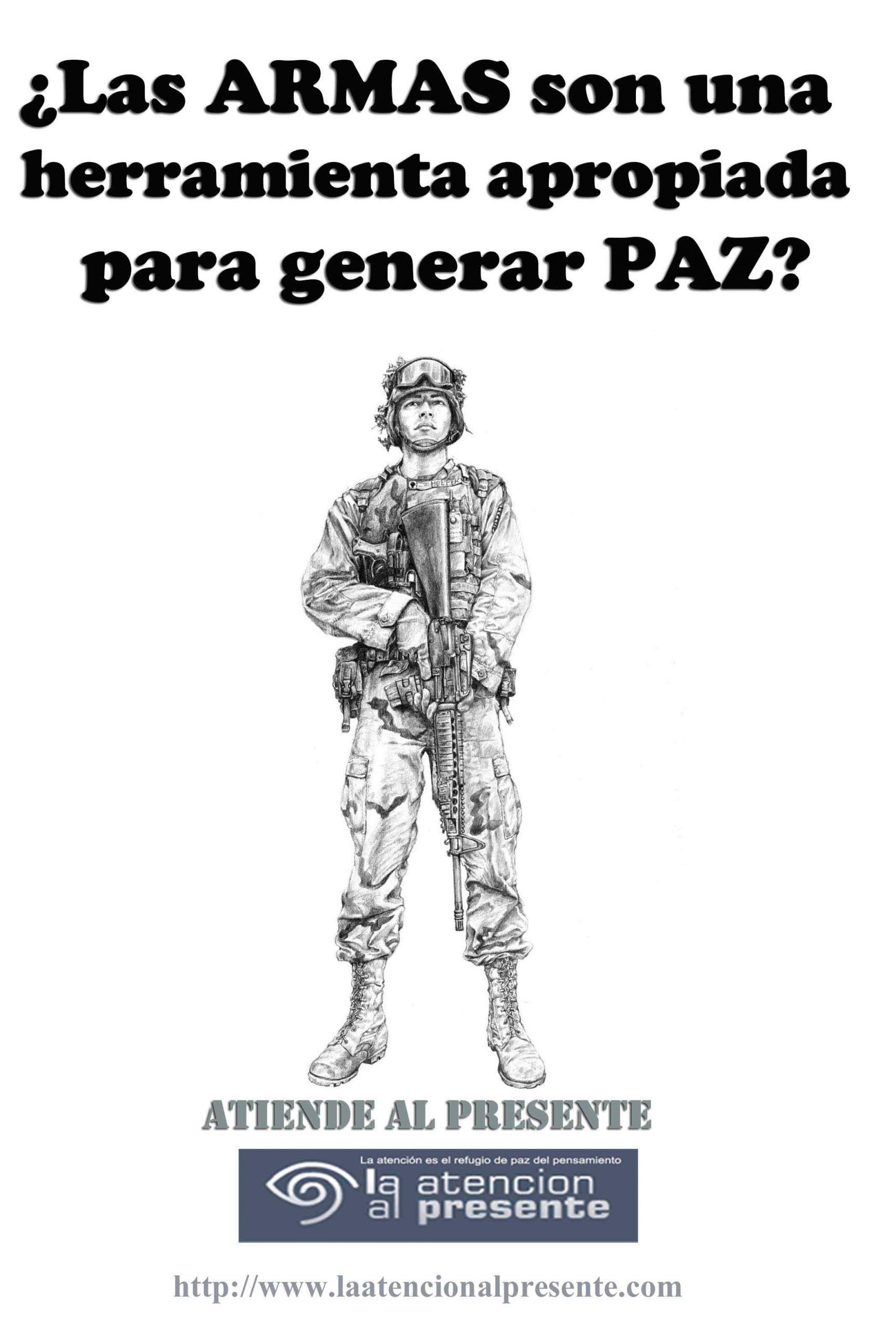 24 de Marzo Isa Las ARMAS son una hrramienta apropiada para generar PAZ min scaled