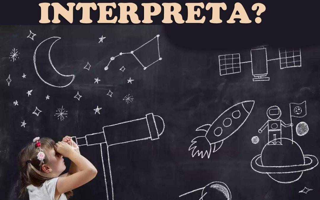 ¿Los sentidos perciben lo que el pensamiento interpreta?