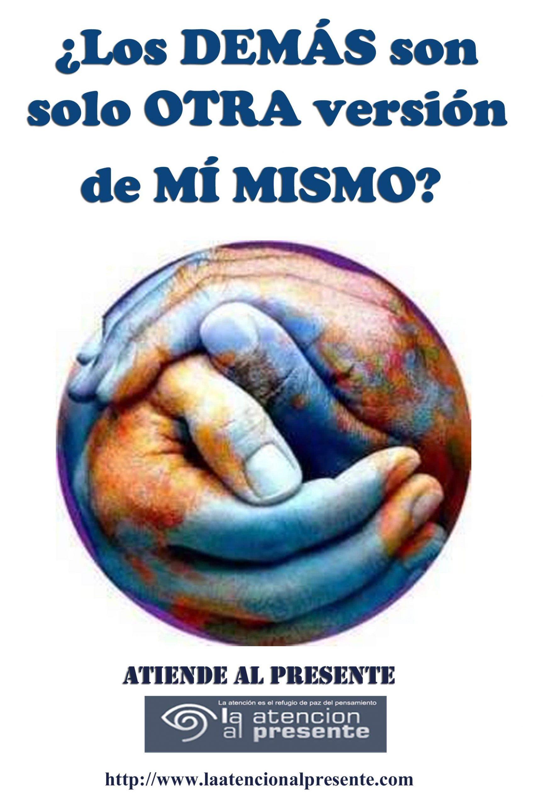 14 de Abril Isa Los DEMAS son solo OTRA version de MI MISMO min scaled